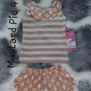 Mustard Pie 4 Nwt set